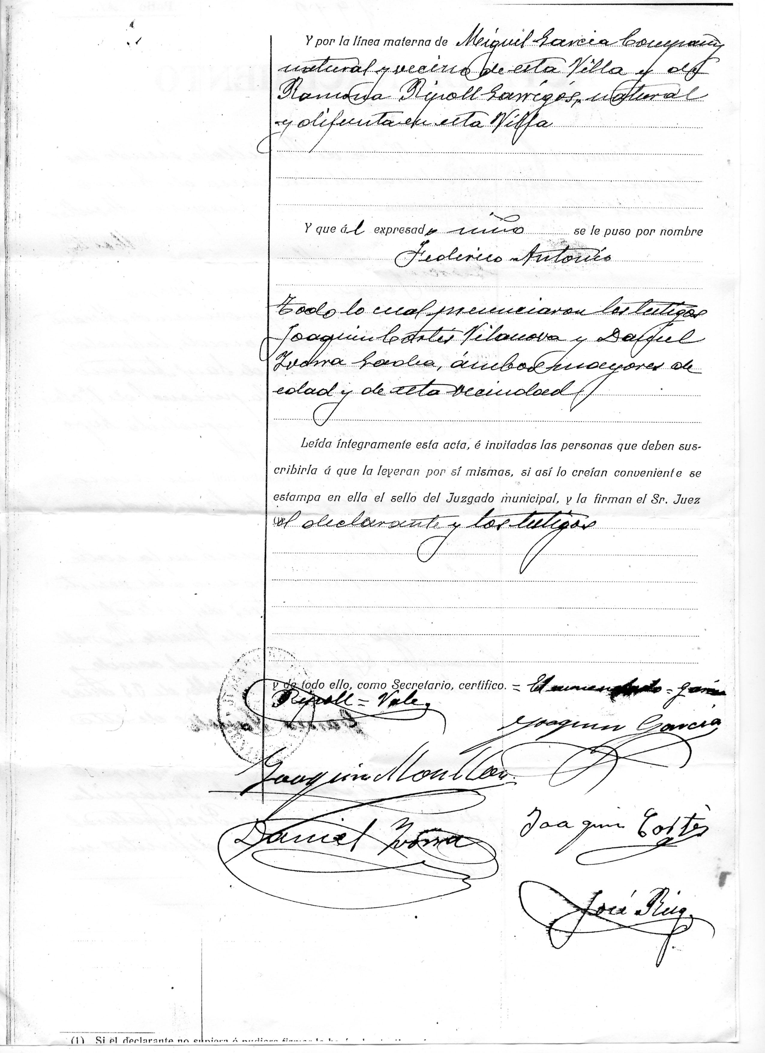 Magnífico Certificado De Nacimiento Nyc.Gov Elaboración ...