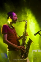 Sax in yellow